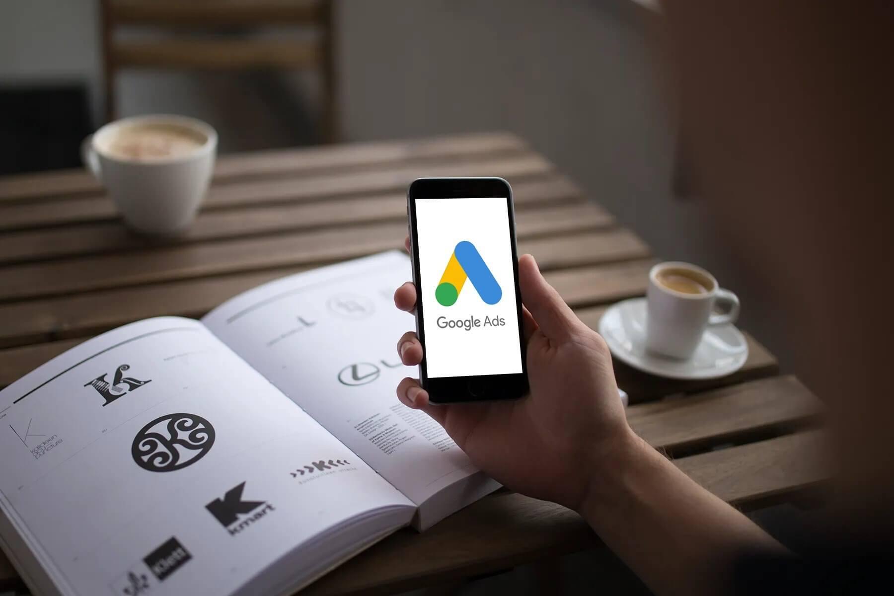 """Featured image for """"Reklame på Google: Hvordan annonsere på Google Ads"""""""